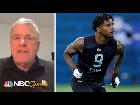 Peter King Previews Round 2 Of 2020 NFL Draft   NBC Sports