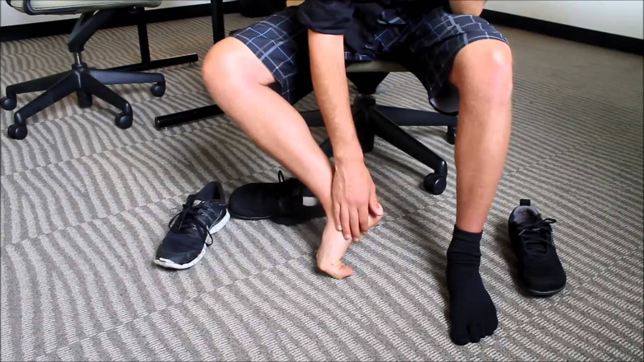 d17ae7e40f The Root Causes of Plantar Fasciitis (Not Treatment! Only Prevention ...