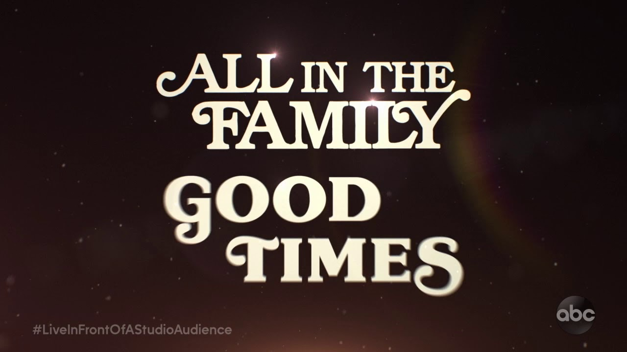 Live In Front Of A Studio Audience - Returns to ABC on December 18