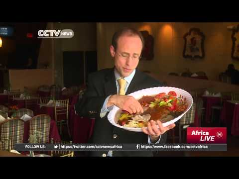 Ethiopian Traditional Dish 'Injera' winning Converts