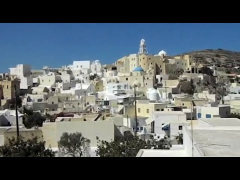 Venetian castle in Emporio village, Santorini 23.09.2016 - part 2