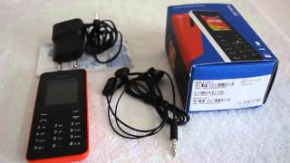 Nokia 106 Review
