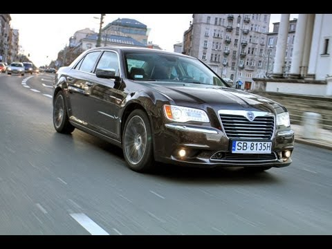 lancia thema 3 0 v6 crd executive test luksusowej limuzyny youtube. Black Bedroom Furniture Sets. Home Design Ideas