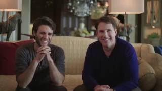 """Nicholas Sparks and JD Eicher Interview """"How do you write?"""""""