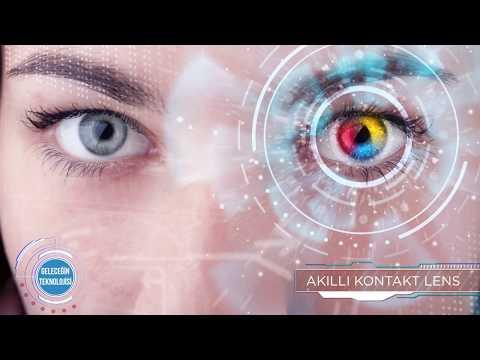 Geleceğin Teknolojisi| Akıllı Kontakt