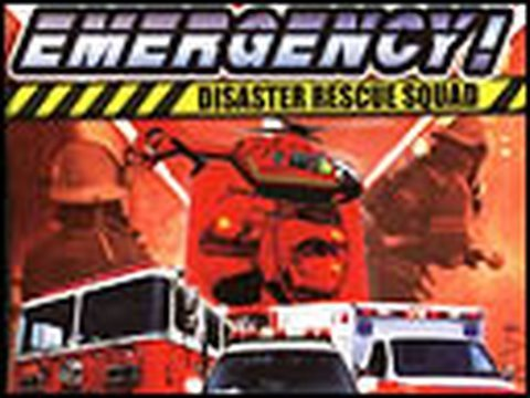Classic Game Room HD – EMERGENCY! DISASTER RESCUE SQUAD ds