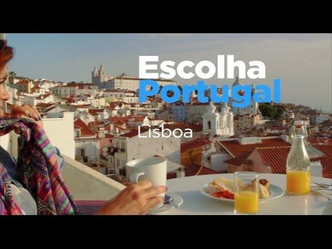 Escolha Portugal - Região de Lisboa / Choose Portugal - Lisbon Region (SIC)
