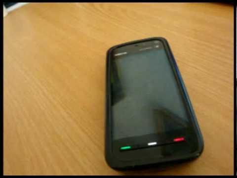 Nokia 5800 FACEBOOK Secret