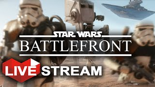|STAR WARS Battlefront| Jedi VS Sith EPIC Multiplayer Livestream! |60FPS|