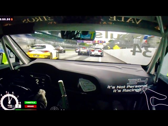 Onboard Red Bull Ring Race 2 TCR Europe 2019 - From P17 to P10 in 2 corners!