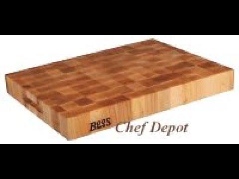 DIY maple butcher block counter tops
