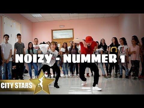 ZUNA feat. AZET & NOIZY - NUMMER 1 (CITY STARS DANCE)