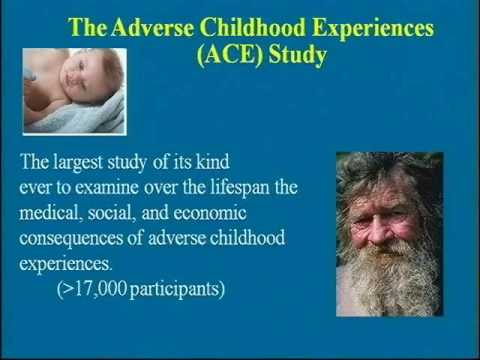 Adverse Childhood Effect Study with Dr. Vincent Felitti