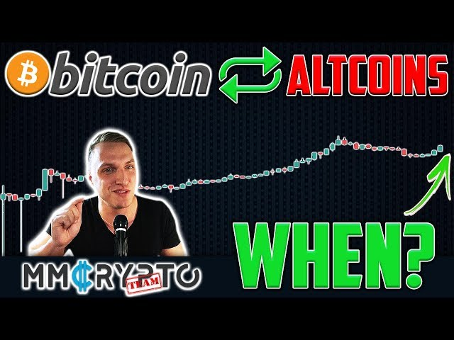 Switch Bitcoin to Altcoins? Here is EXACTLY WHEN!