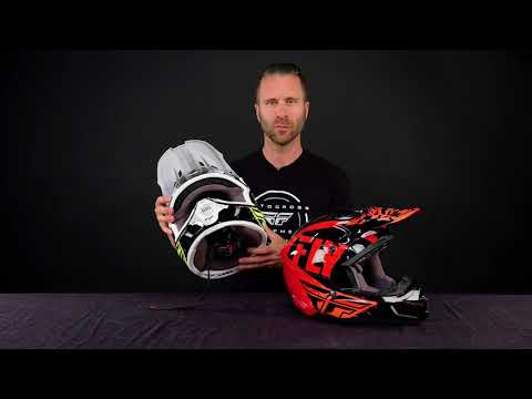 FLY Racing - Kinetic Helmet Overview