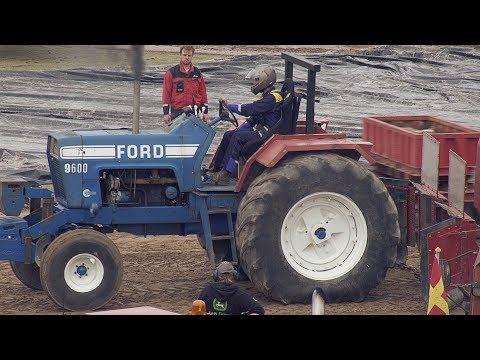 Traktorpulling Målilla 2017 Del 2
