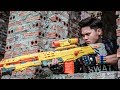 LTT Nerf War : SEAL X Warriors Nerf Guns Fight Criminal Group Dr Lee Suicide Squad