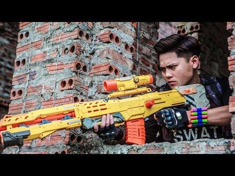 LTT Nerf War : SEAL X Warriors Nerf Guns Fight Criminal Group Dr Lee Suicide Squad