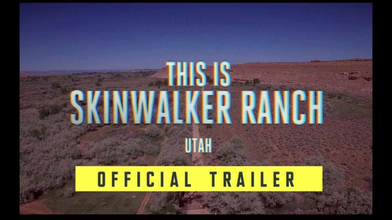 Download Hunt For The Skinwalker (2018)  Official Trailer HD