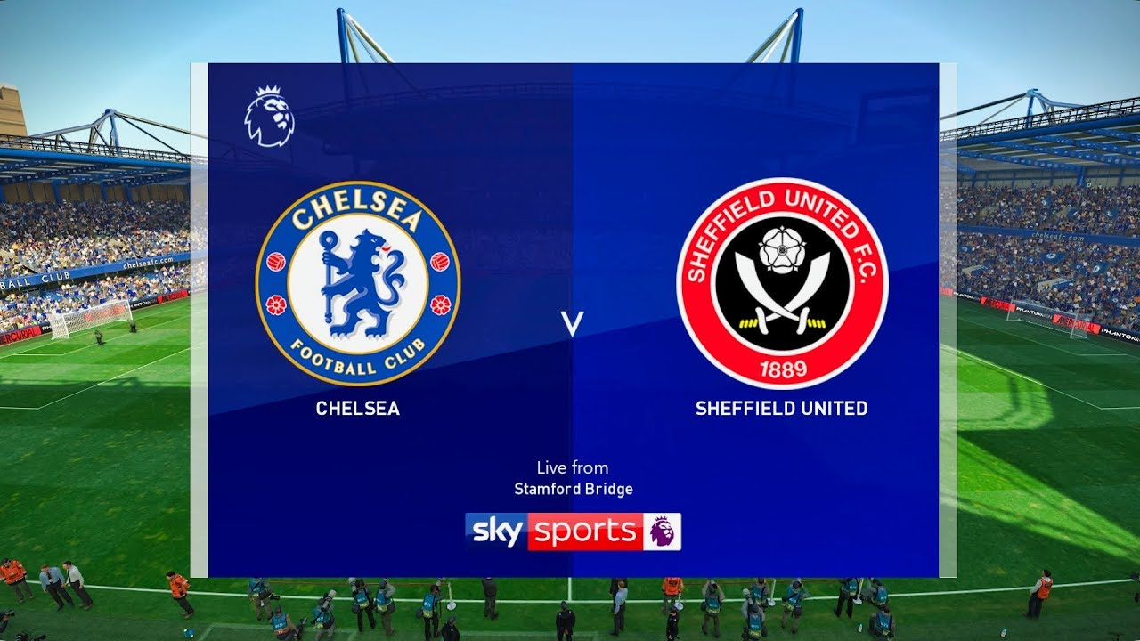 What Channel Is Chelsea Vs Sheffield United