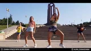 ALINA DUMA: Abreme los caminos by CHIQUITO Team Band (Zumba Choreography
