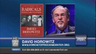 David Horowitz discusses Radicals and who has influence over the media