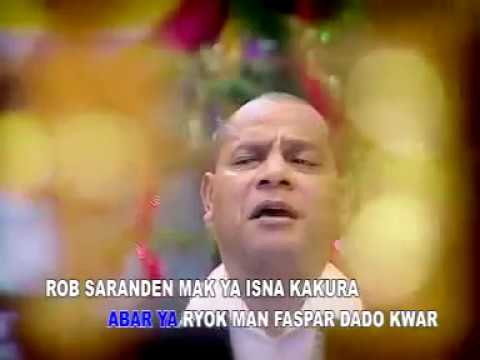John Mofu - Rob Saranden (Malam Kudus) (Bahasa BIAK, Papua)