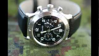 Breguet in the Battlefield - Breguet Type XX Chronograph in Steel