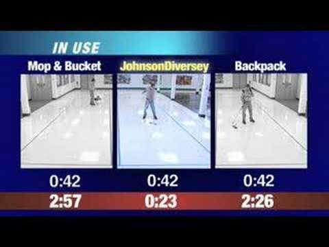 Ultra Trak 5 In 1 Floor Finish Application System The