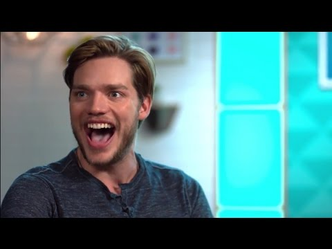 Dominic Sherwood Funny Moments Part 3