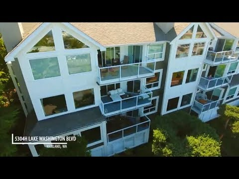 Modern Upscale Condo Sold for $1,200,000 Near The Kirkland Waterfront