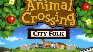 CGRundertow ANIMAL CROSSING: CITY FOLK for Nintendo Wii Video Game Review