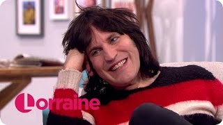 Noel Fielding Wants To Be A Dad | Lorraine