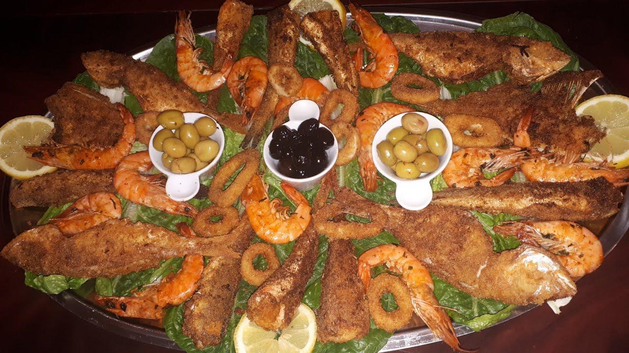 Image De Plat De Cuisine plat de poisson à la marocaine/طبق السمك بالطريقة المغربية
