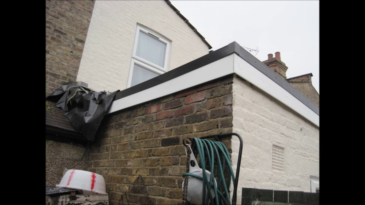 Installation Of A Firestone Epdm Rubber Roofing System