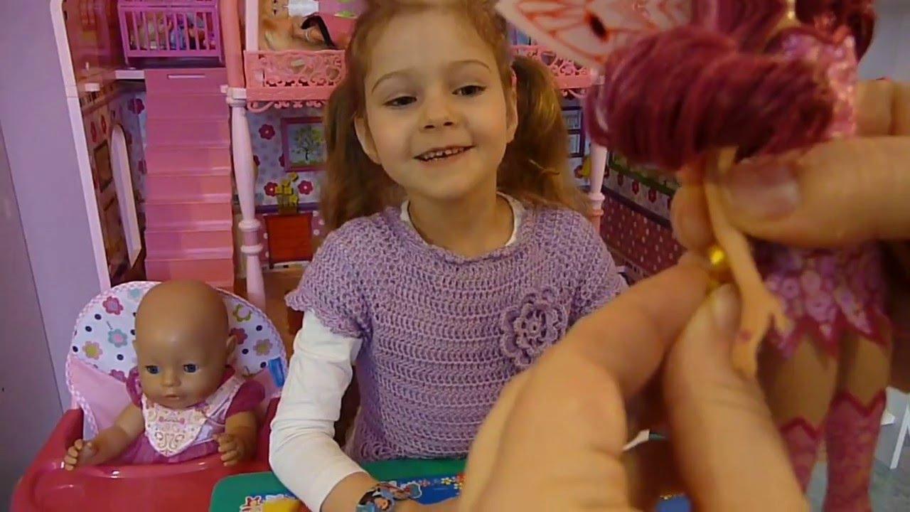 На праздник, или просто так можно купить подарок девочке куклу mia,. Куклы подходят для детей от трех лет, можно купить подарок девочке 4 лет,