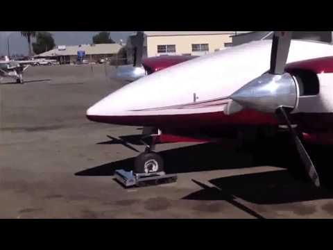 AC Air Technology Wireless Aircraft Tug