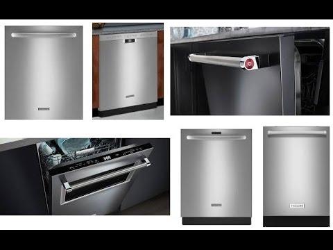 Review: Best Kitchenaid Dishwasher 2017