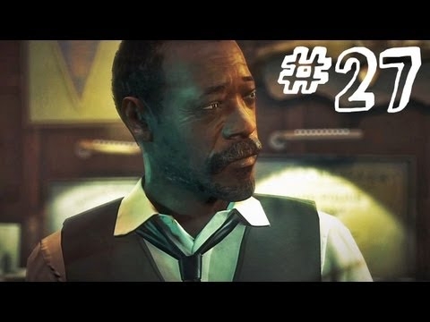 Hitman Absolution Gameplay Walkthrough Part 27 - Skurky's Law - Mission 15