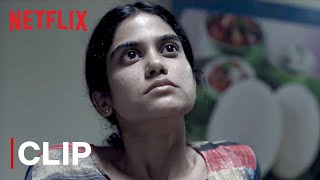 Aaditi Pohankar And The Waiter | She | Netflix India