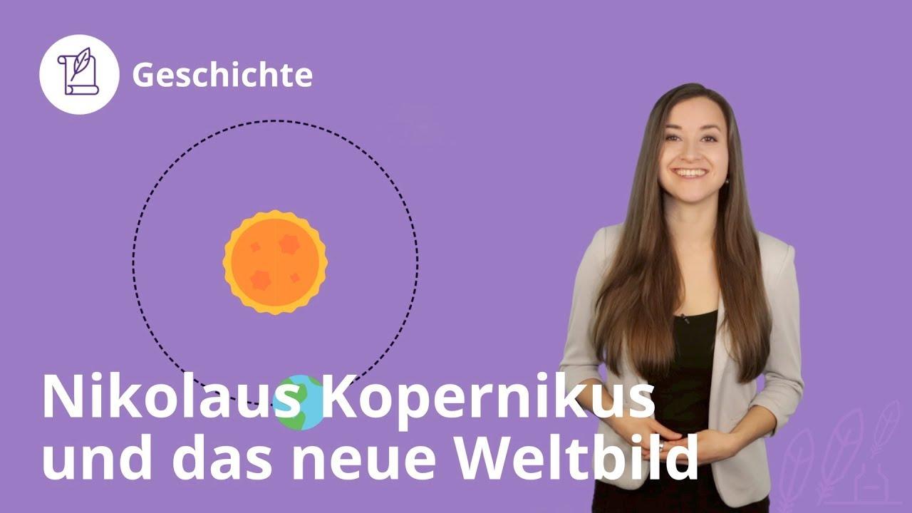 Download Nikolaus Kopernikus und das neue Weltbild: Das musst du wissen! - Geschichte | Duden Learnattack