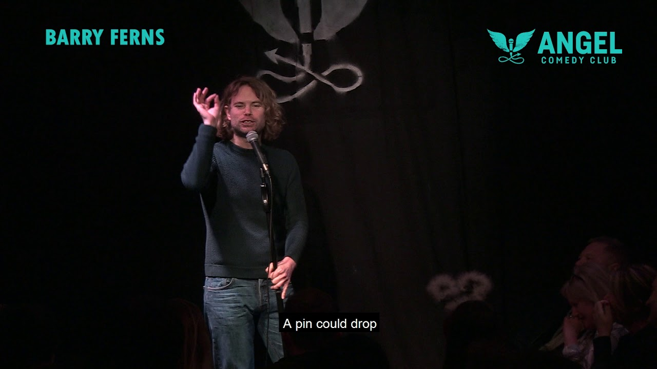 Barry Ferns - Taster Video 1