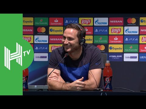 Frank Lampard demands Chelsea response in Super Cup