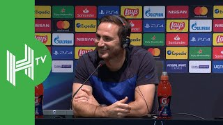 Frank Lampard demands Chelsea response in Super Cup