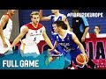 Germany v Greece - Live - FIBA U20 European Championship 2017