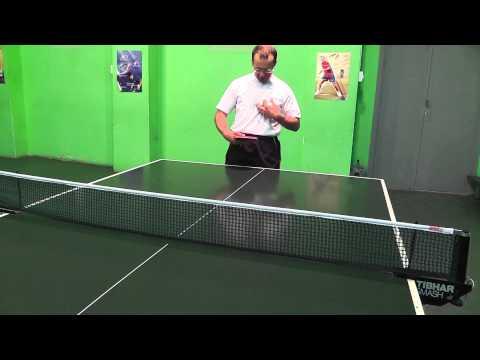 Table Tennis Coaching. Настольный теннис Часть 1