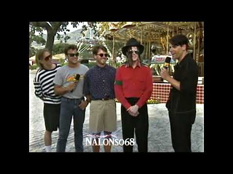 Michael Jackson - MTV WEEKEND at Neverland 1993   RARE |  HD