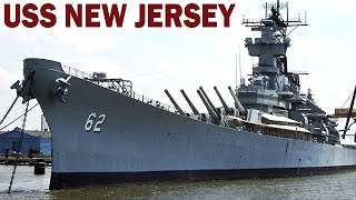 Battleship USS New Jersey | The American Dreadnought | Documentary Film | 1968