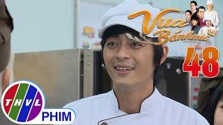 image Vua bánh mì - Tập 48[1]: Thầy Phan thích bánh của Nguyện nhất khiến Bảo tức giận