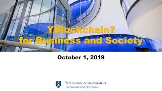 YBlockchain? for Business and Society